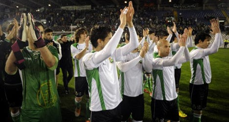 Unpaid underdogs forego chance of cup glory