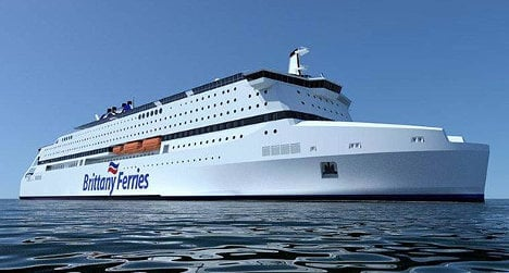 Spain-UK gas ferry marks 'new era of green travel'