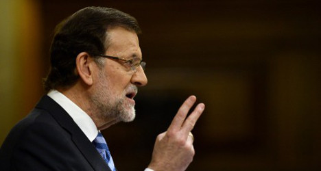 'I am open to dialogue on Catalonia': Spanish PM