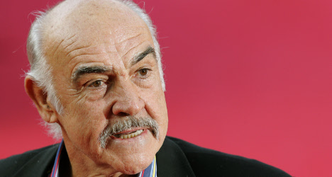 Sean Connery cleared in Marbella fraud scandal