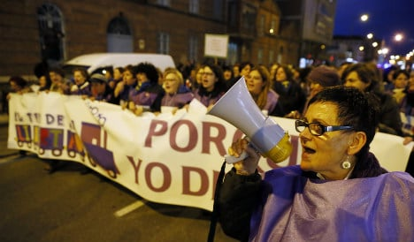 Pro-abortion rally planned in Madrid