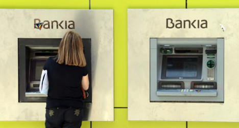 Spain rolls out plans to flog off failed bank