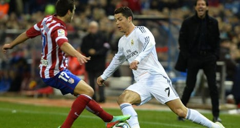 Ronaldo scores twice as Real cruise into Cup final