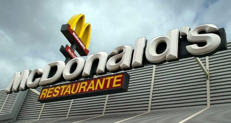 McDonald's bets on Spain's late breakfasts