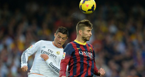 Barça and Real close in on 'Clásico' cup final