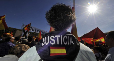 'Eta leaders could be tried for genocide'