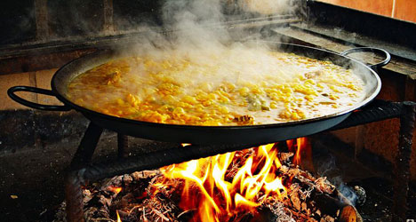 'Wikipaella' declares war on 'crimes against rice'