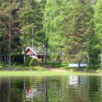 """This house in Gästrikland, 2 hours north of Stockholm, is perfect for outdoorsy types. 30 metres from the beach, you can canoe from your front door around the local lakes - if you're lucky you might see beavers. Chill in the evening in front of the log fire. Wifi available. <b><a href=""""http://www.holidaylettings.co.uk/rentals/gastrike-hammarby/18095?utm_source=The+Local+Sweden&amp;utm_medium=CPA&amp;utm_campaign=Search+now+button"""" target=""""_blank"""">More info and booking here.</a></b>"""