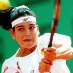 ARANTXA SANCHEZ VICARIO, TENNIS PLAYER: Spain's greatest ever female tennis player is also possibly the country's best sportswoman of all time. As a 17-year-old, Sánchez Vicario became the youngest winner of the women's singles title at the 1989 French Open, defeating world number one Steffi Graff in the final. She went on to win three more single Grand Slams, six double titles and four mixed double titles.Photo: JEAN-LOUP GAUTREAU/AFP