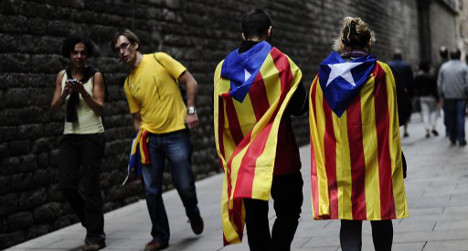 'Spain can send the tanks in, Catalans will still vote'