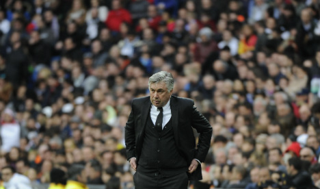 Ancelotti expecting 'intense' not 'ugly' derby