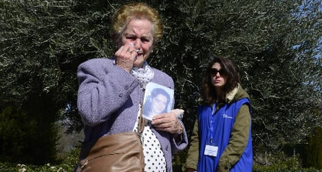Spain mourns victims of 2004 Madrid terror attack