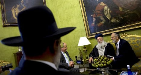 Jews jump at chance of Spanish citizenship offer