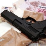 Cop caught swapping gun for hard drugs