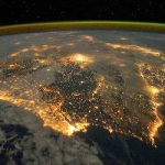 Pic of the day: Spain from 400km above Earth