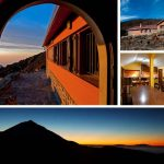 REFUGIO ALTAVISTA, Tenerife (€): While not strictly a hotel, this mountain refuge has one of the most stunning settings in the whole world. Situated on the flanks of Spain's highest mountain, the Teide in Tenerife, at 3,260 metres (10,695 feet), this is also the highest place to get away from it all in Spain.Photo: www.telefericoteide.com/en/altavista/altavista-refuge