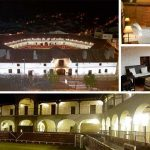 HOTEL PLAZA DE TOROS DE ALMADÉN, Cuidad Real, Castille-La Mancha (€€): You're in Spain, so why not stay at a bullring? This unique hotel gives you a chance to live out your matador fantasies — without the bulls of course.Photo: www.hotelplazadetoros.com/