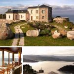 HOTEL SEMÁFORO DE BARES, Galicia (€–€€€). This beautiful hotel at Spain's most northern point is also the location of one of the country's most famous lighthouses. And while the lighthouse itself isn't much to write home about, the scenery and the cosy hotel will take your breath away. There are also a range of rooms to suit all budgets, from kooky attics to luxury suites.Photo: www.hotelsemaforodebares.com