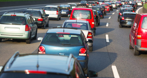 Deadly road accidents mar Easter holidays