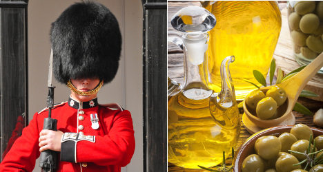Brits to take over Spanish olive oil giant