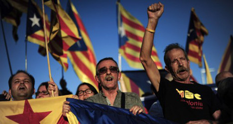 Spain wakes up to Catalan-sized hangover
