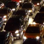 Spain's crisis cuts traffic jams by two thirds