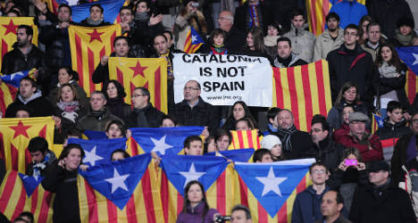 Independent Catalonia can stay in EU: Report