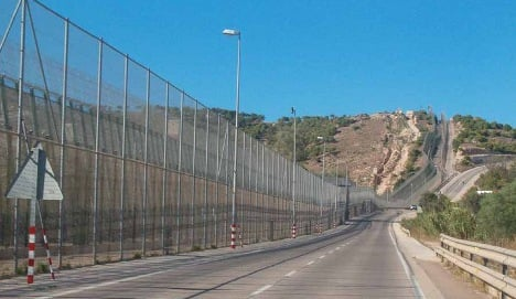 Spain to boost border security in north Africa