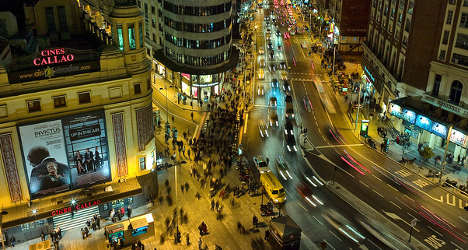 Spain confirms fastest growth in six years