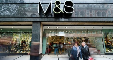 Marks & Spencer eyes move back to Spain