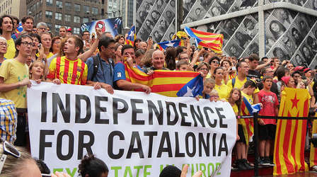 Half of all Catalans want out of Spain: poll