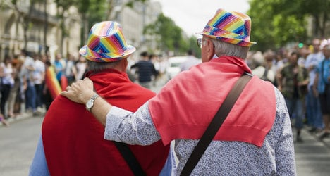 Spain to open first gay old people's home