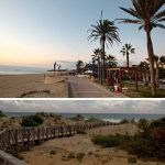 """PLAYA LA BARROSA (ANDALUCIA): TripAdvisor users say its """"beautiful"""",""""peaceful"""", """"clean"""", """"goes on for miles"""","""" has free parking"""", """"great sunsets"""", the list goes on! The only negative comment we spotted concerned the """"limited amount of sun lounges"""". We think we can live with that though.Photo: Alfonso Jimenez, Rafolas/Flickr"""