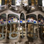 Welcome to the Passeig de Gràcia in Barcelona. For an average €6,954 per square metre you could be living here too (pictured is the Antoni Gaudí-designed Casa Batlló at number 43 Passeig de Gràcia). Photo: Jorapa/Flickr