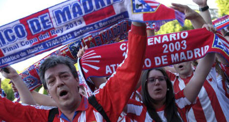 Atlético Madrid claim 'league for the ages'