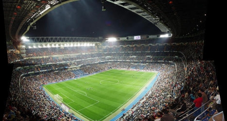 Real Madrid punished over racist fans