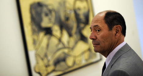 France is mocking Picasso: Artist's son