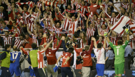 Bilbao seal Champions League spot with win