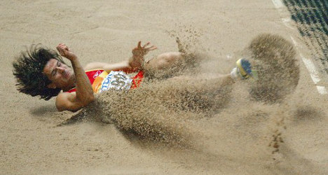 Spain's best long jumper found dead at 36