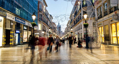 Spain's recovery 'here to stay': IMF