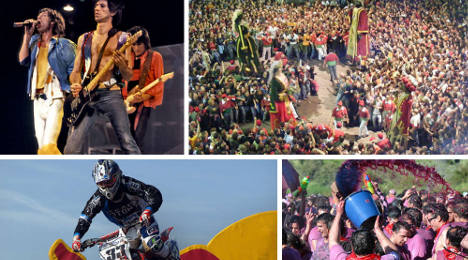 What's on in Spain: June
