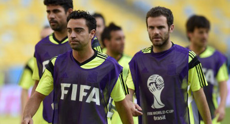 Win or die trying: Spain risk all against Chile