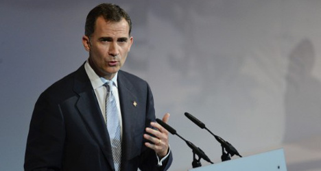 Spain's new king reaches out to Catalonia