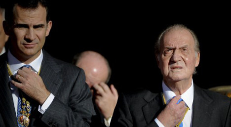 To-do list: new king faces demanding Spain