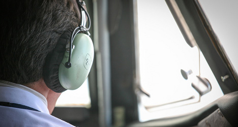 Spanish pilots ordered to speak only English