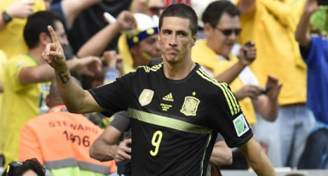 Spain exit World Cup with Australia win