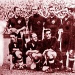 KICK OFF: On May 27th 1934, Spain played their first World Cup game in history, having not been able to make it to the first tournament held in Uruguay in 1930 because the trip took almost a month. They beat none other than Brazil by 3 goals to 1. Legendary goalkeeper Ricardo Zamora, the man who La Liga's best goalkeeper award is named after, was also the first to ever to stop a penalty in a World Cup.Photo: Furia Roja