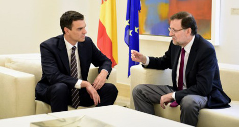 New opposition leader calls for federal Spain