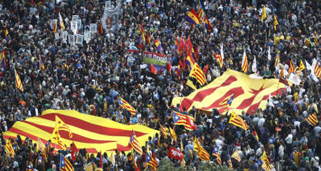 Spaniards ready to give ground on Catalonia: Poll