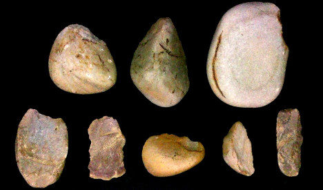 Million-year-old tools unearthed in Spain